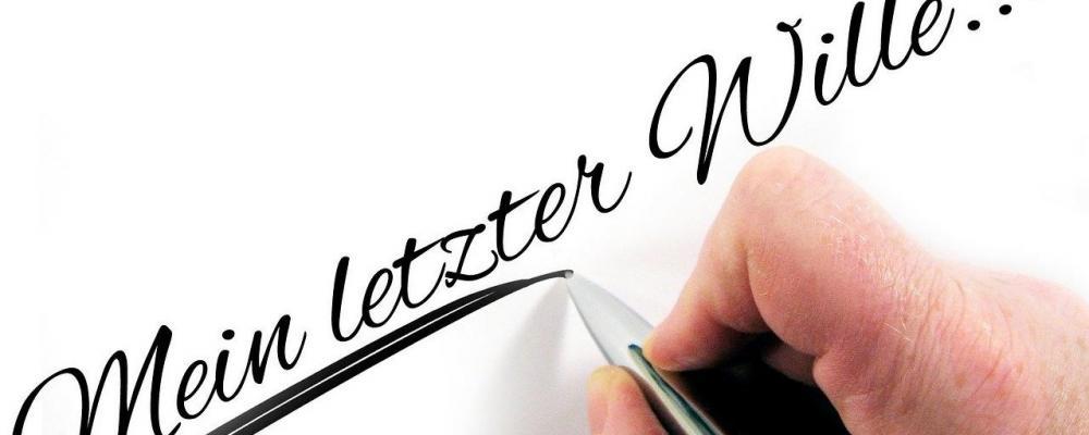 Der Erbvertrag – sinnvolle Alternative zum (gemeinschaftlichen) Testament ?